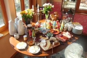 fruehstueck buffet