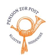 Pension zur Post Logo